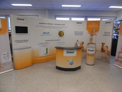 ISOframe wave, expo case, counter conversion - Sunar